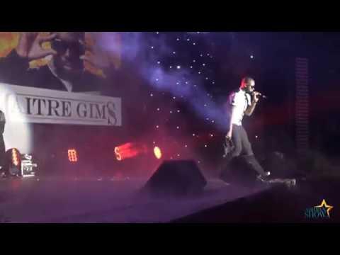 concert privé de maitre gims au palais des congrès   YouTube 360p