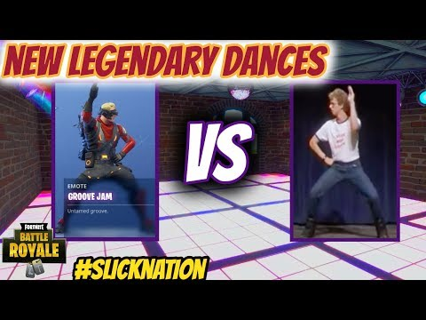 New Fortnite Dance Moves | Napoleon Dynamite Is Back!!!