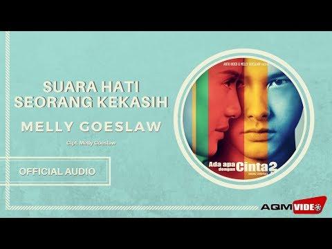 Melly Goeslaw - Suara Hati Seorang Kekasih | Official Audio