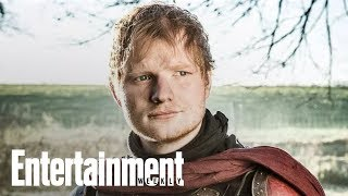 Ed Sheeran Deletes Twitter After Game Of Thrones Cameo Mocking | News Flash | Entertainment Weekly