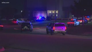 Child in critical condition after being shot in the chest, Dallas police say