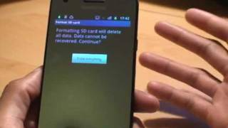 How to Install & Format a Micro SD Card on a Samsung Galaxy S2 / Android Smartphone