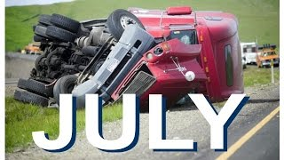 July 2014 Review Car Crash Compilation - NEW by CCC :)