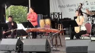 Ann Yao Trio Sunday Oct.12 2014