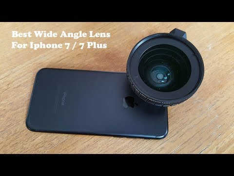 iphone wide angle lens best wide angle lens for iphone 7 iphone 7 plus aukey 15536