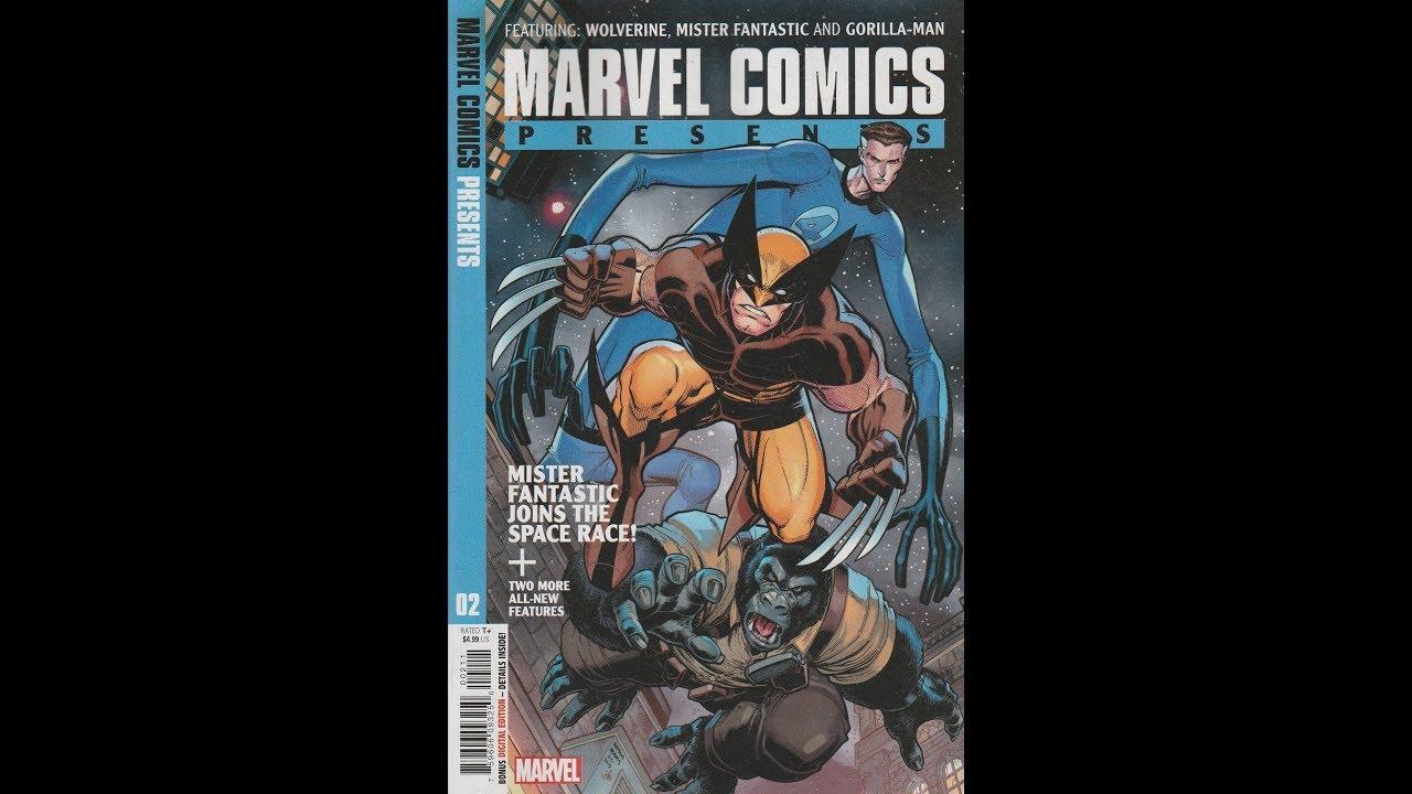 895208396d4 Marvel Comics Presents -- Issue 2 (2019, Marvel Comics) Review