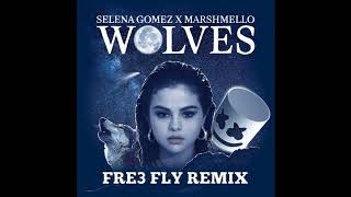Marshmello & Selena Gomez - Wolves (Fre3 Fly Remix) [Romy Wave Cover]