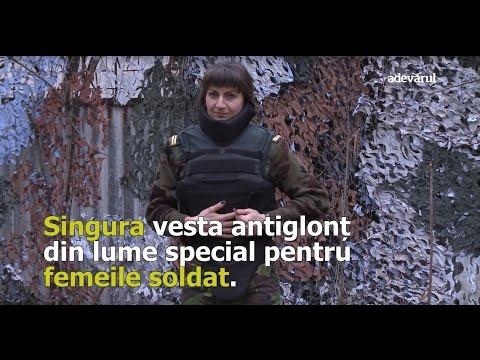 Inovaţiile militare ale Armatei Române. De la drone la veste antiglonţ speciale pentru femei