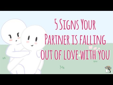 5 Signs Your Partner Is Falling Out Of Love With You