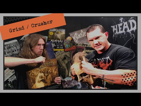 Grind Crusher | HELLCAST Metal Podcast Episode #105