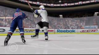 NHL Slapshot - Wii - Wayne Gretzky Peewee to Pro official video game preview trailer HD