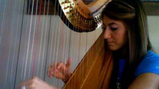 Lady Gaga- Paparazzi on Harp