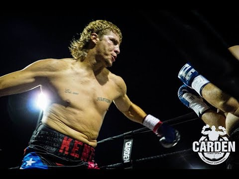 Kenzie Morrison (Son of Tommy Morrison) improves to 14-0 in Professional Boxing