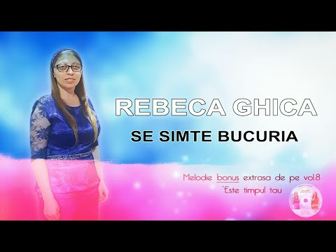 REBECA GHICA - SE SIMTE BUCURIA [OFFICIAL VIDEO 2017 ]