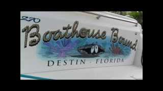 boat lettering and graphics creative caye