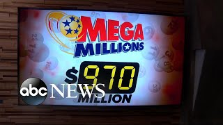 Billion-dollar lotto fever sweeps the country