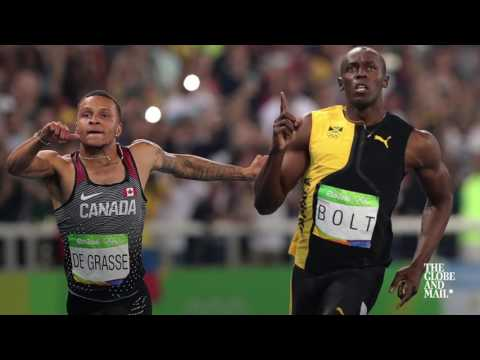 Rio 2016: Gold for Bolt, and bronze for Dr Grasse in 100m sprint