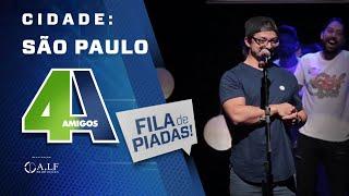 FILA DE PIADAS CIDADE - SÃO PAULO
