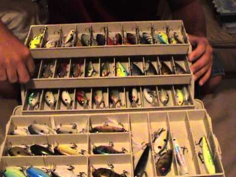 My Tackle Box Part 6: Hard Baits