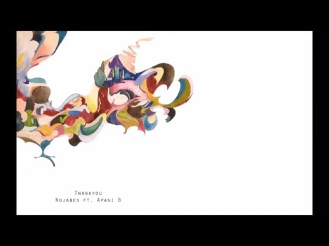 Nujabes ft. Apani B - Thank You Lyrics