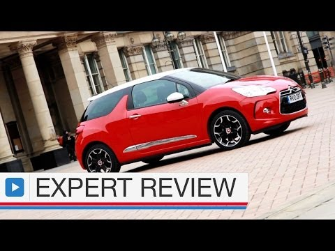 Citroen DS3 hatchback car review