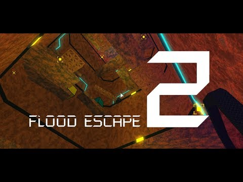 Under Ruins Flood Escape 2 Insane Solo Testing Map Youtube