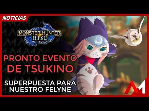 Monster Hunter Rise en Español - Se viene el evento de Tsukino