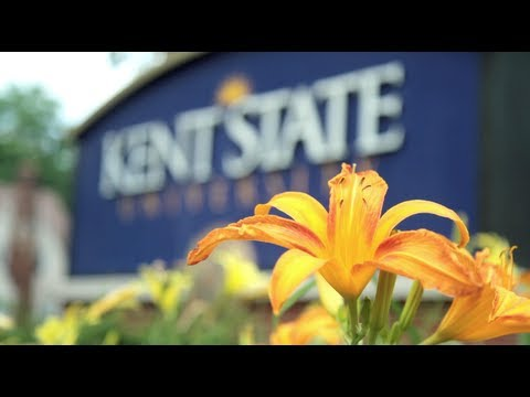 Kent State Admissions Video 2013