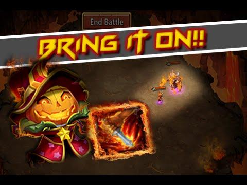 Castle Clash: Boss 5 ❚ Full 3 Min ❚ BRING IT ON!!