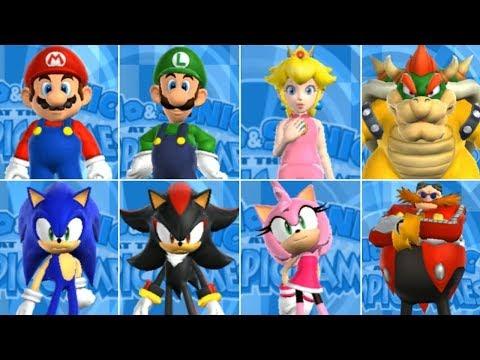 Mario Party 9 - Minigames - Mario vs Luigi vs Peach vs Daisy #01 from YouTube · Duration:  10 minutes 2 seconds