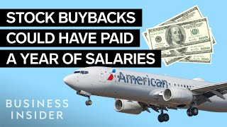 The Best Way To Understand Why People Are Mad At The Airline Bailout