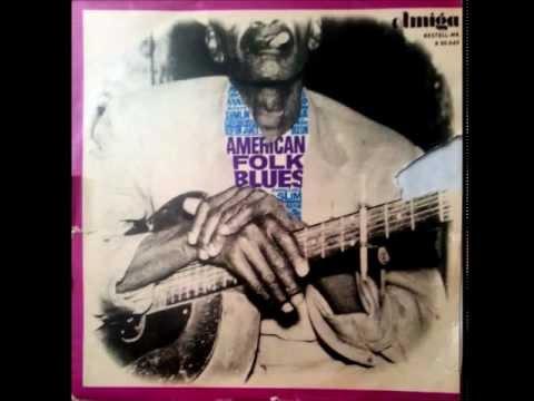 Sunnyland Slim - American Folk Blues (LP) 1964 Side B