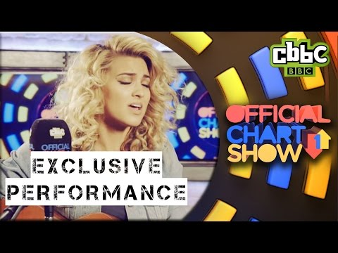 Tori Kelly 'Should've Been Us' - Exclusive for CBBC Official Chart Show