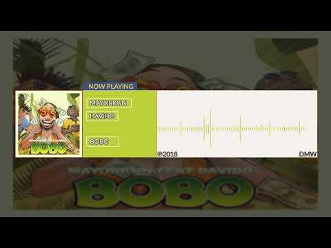 Mayorkun Feat. Davido - BOBO (Official Audio)