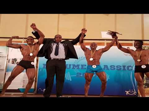 Manicaland Classic Body Building Competition-2017