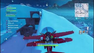 "DE LANES CACHÉS ON THE CART/""SECRET""/ Fortnite BR/Ps4/ HD EN"