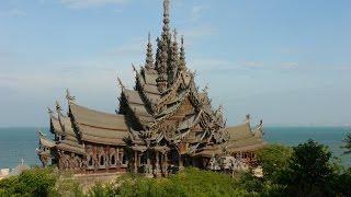видео Храм Истины в Паттайе