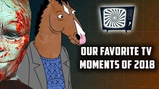 FAVORITE MOMENTS IN TELEVISION OF 2018 - Double Toasted Reviews