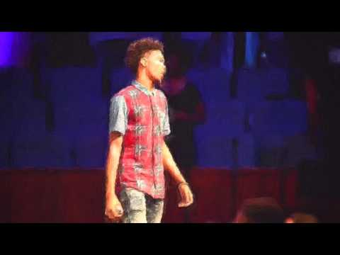 Falling In Love With Jesus- Alic Walls (Jonathan Butler Cover)