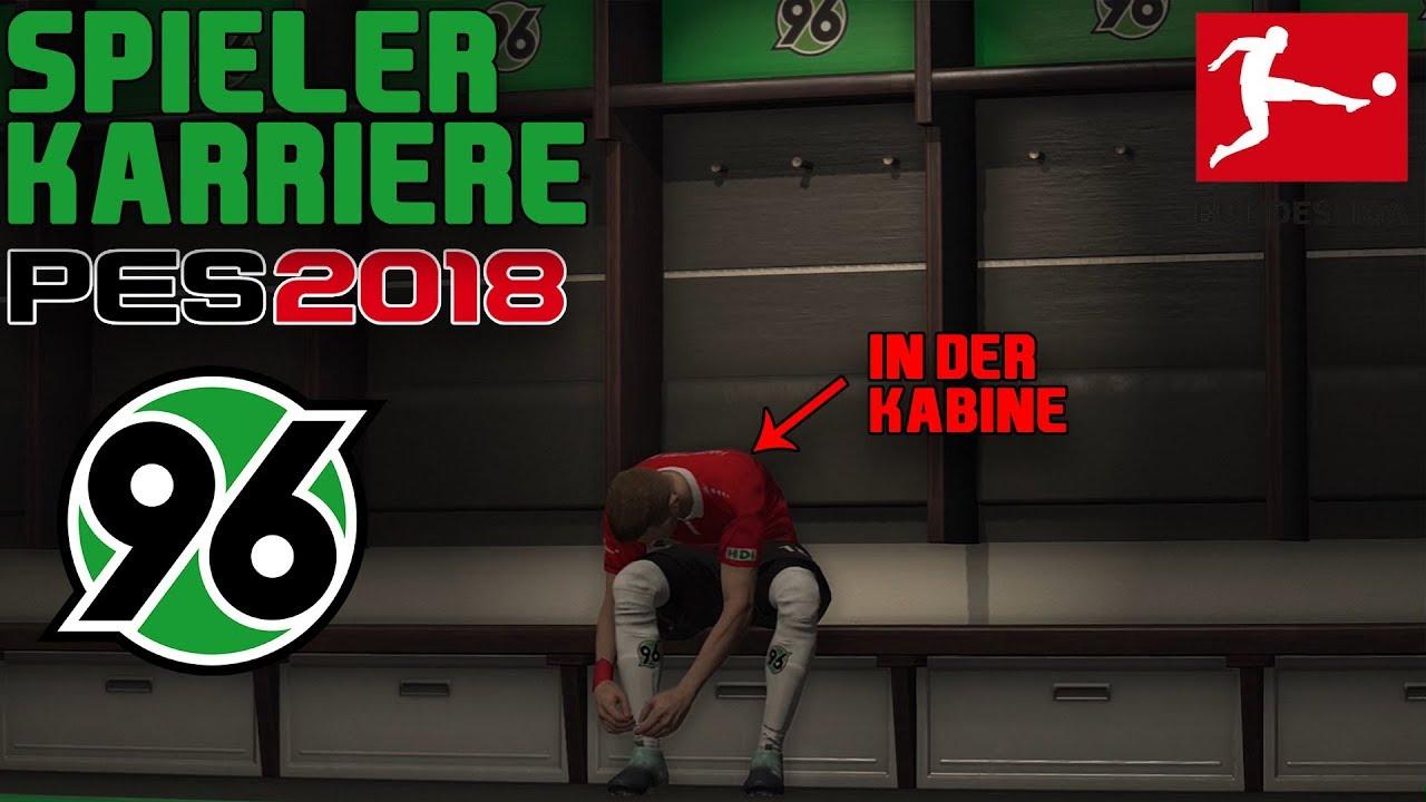 PES 18: NEUER VERTRAG IN DER BUNDESLIGA!  #1 Stürmer Karriere - Pro Evolution Soccer 2018