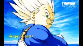 DBZ-Vegeta Powers Up Theme