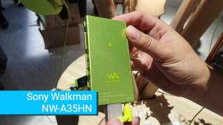 Sony Walkman NW-A35HN