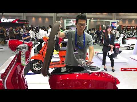 Khám Phá Các Mẫu Xe Tay Ga Lambretta đời Mới 2020 Kèm Giá Bán