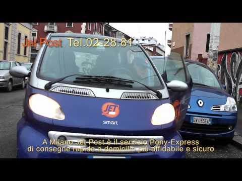 Jet Post Milano - Tel. 02-28.81