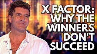 The X Factor: Why The Winners Don