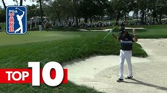 Top-10 all-time shots from the Valspar Championship