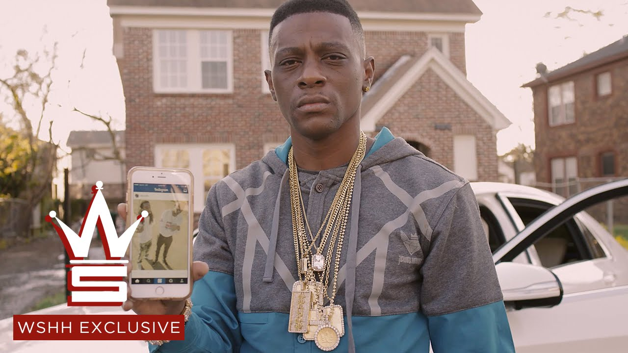 Boosie Badazz Feat. Slim Thug - Wanna B Heard