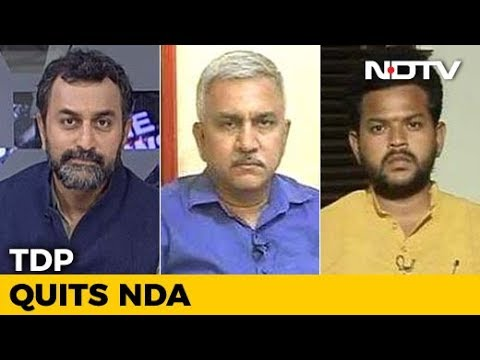 TDP Quits NDA: Andhra Battle, National Impact