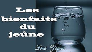 Les bienfaits du Jeûne hydrique à l'eau