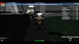 CP Arrests me in WH [ROBLOX]